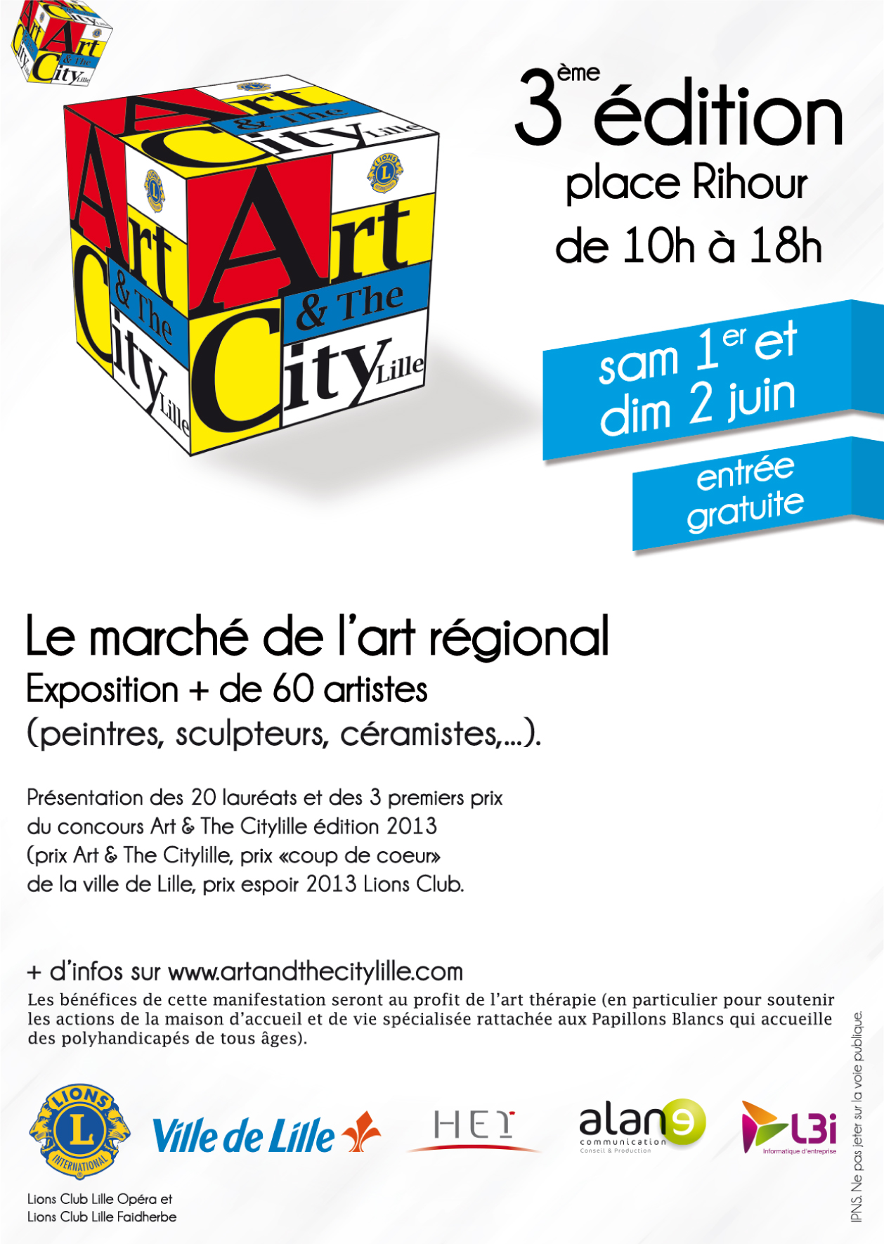 ARTthecity Lille