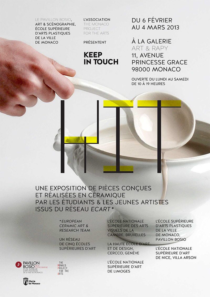Keep in Touch- 4 Fev:4 mars 2013